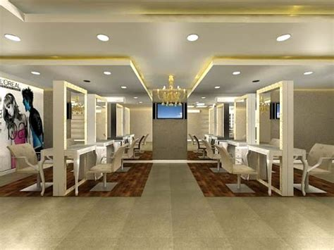 salon interior design neha unisex salon new