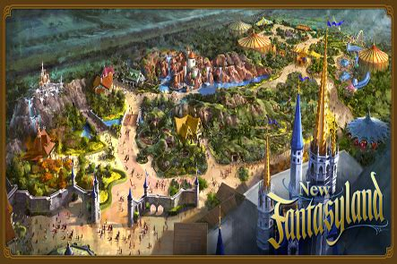 disney new fantasyland seven dwarfs mine concept the big debate are you excited about disney s seven