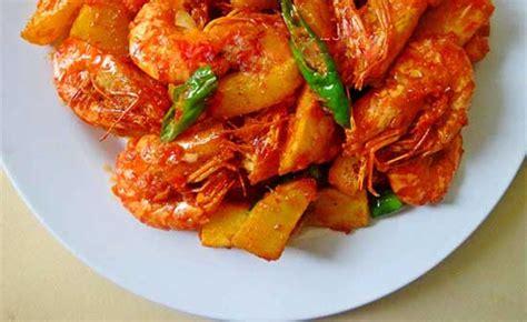 Keripik Kentang Balado 175 Gram resep dan cara membuat udang kentang balado nikmat dan mantap makanan enak nan spesial