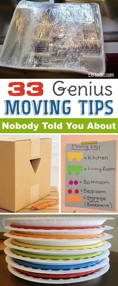 packing and moving tips 25 best ideas about moving checklist on pinterest lets