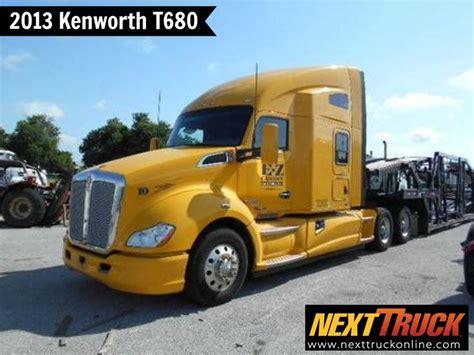kenworth t680 engine our featured truck is 2013 kenworth t680 cummins isx