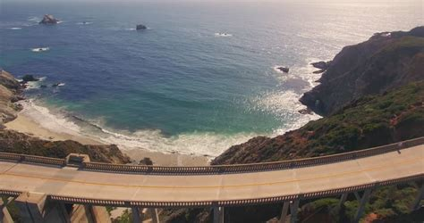 Pch Stock - driving on pch footage stock clips