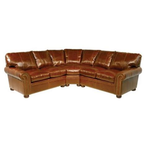 classic leather sectional classic leather 11509 laf 11507 a 11506 ch raf sectional