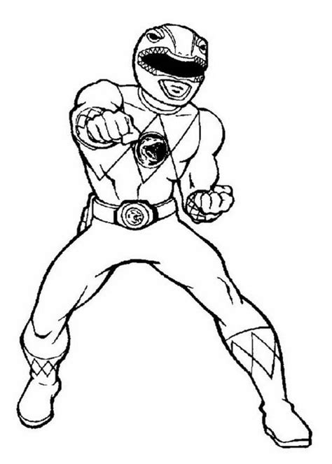all power rangers coloring pages power rangers coloring pages all ranger and megazord