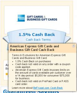 Amex Gift Card Cash Back - amex gift card cash back portals are back ways to save money when shopping