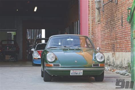 magnus walker porsche green total 911 s top six favourite magnus walker porsche 911s