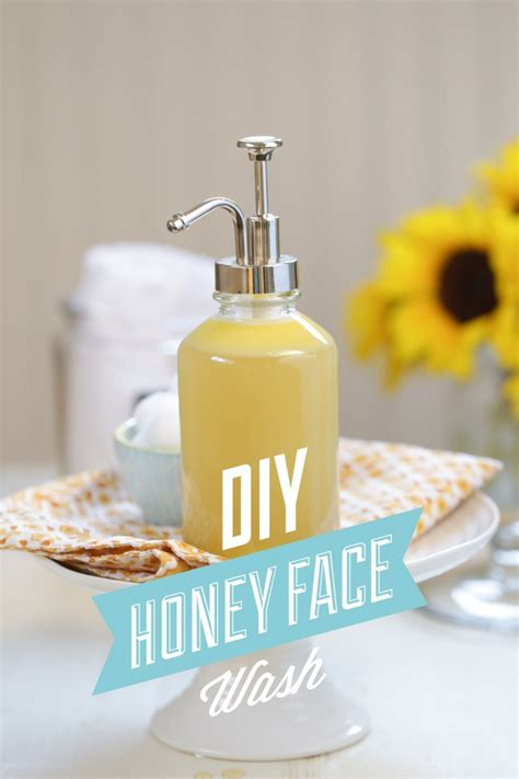 diy wash honey cleansing wash with honey for clear skin newhairstylesformen2014
