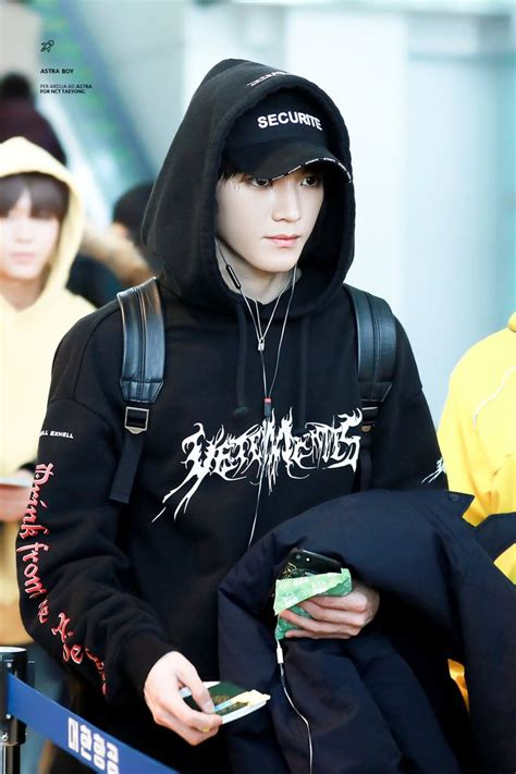Nct 127 Babyterry Sweater 12 nct taeyong nct and nct taeyong