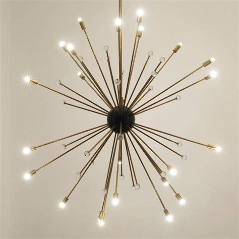 sputnik chandelier sputnik chandelier in the style of italian stilnovo at 1stdibs