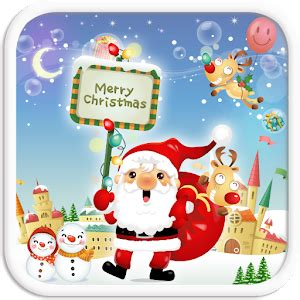 merry christmas emoji keyboard android apps  google play