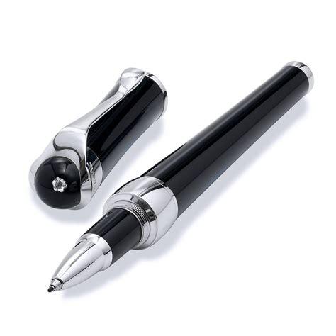 mont blanc desk pen mont blanc etoile de mont blanc rollerball pen at 1stdibs