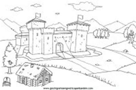 effetto casa conversano disegni da stare e da colorare storia medioevo