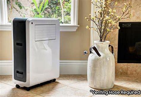 portable air conditioner  sq ft  sharper image