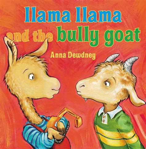 a for llama books llama llama and the bully goat penguin books australia