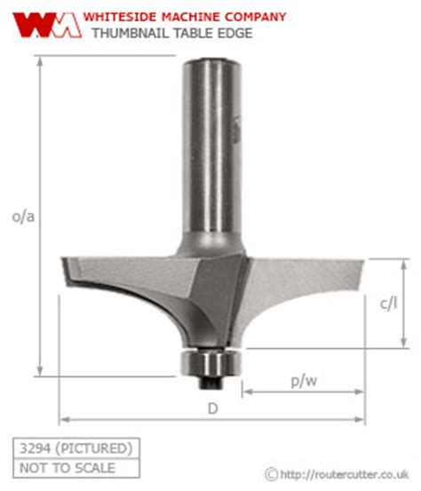 thumbnail table edge router bit whiteside thumbnail table edge router bit routercutter