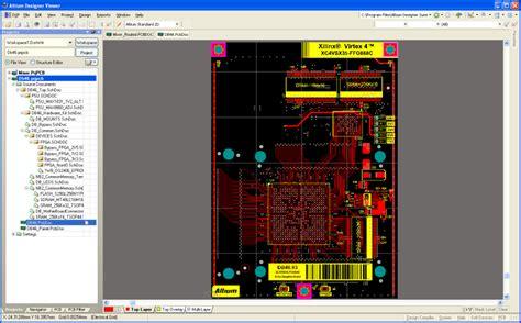Altium Pcb Template by Altium Designer Viewer Viewing Pcb Documents
