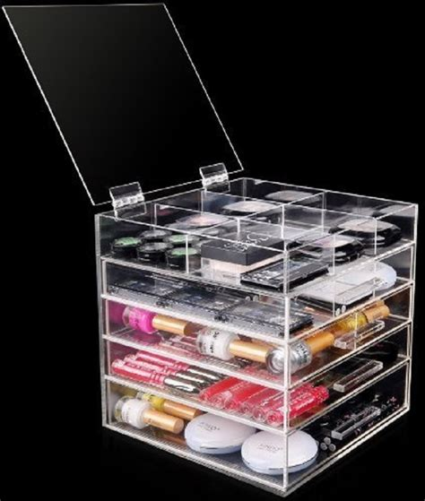 best organizers top 10 smart ways to store and organize your makeup top