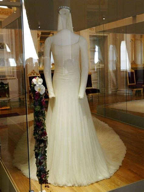 hochzeitskleid mette marit bridal gown of crown princess mette marit of norway made
