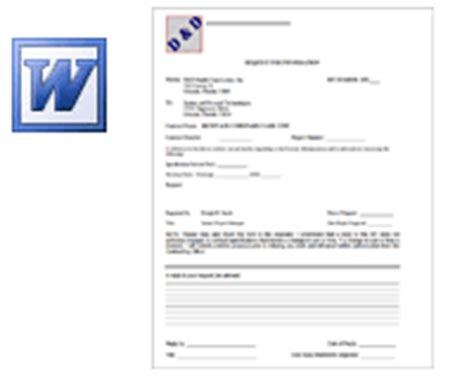 D D Smith Constructors Llc Forms Free Rfi Form Template