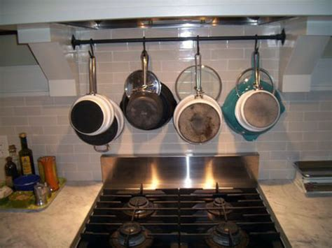 Kitchen Pan Rail Your Kitchens Your Pan Racks Your Iron Curtain Poles