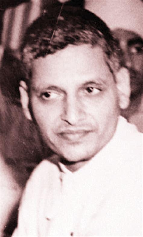 Images Of Nathuram Godse nathuram godse gets a website on his 66th