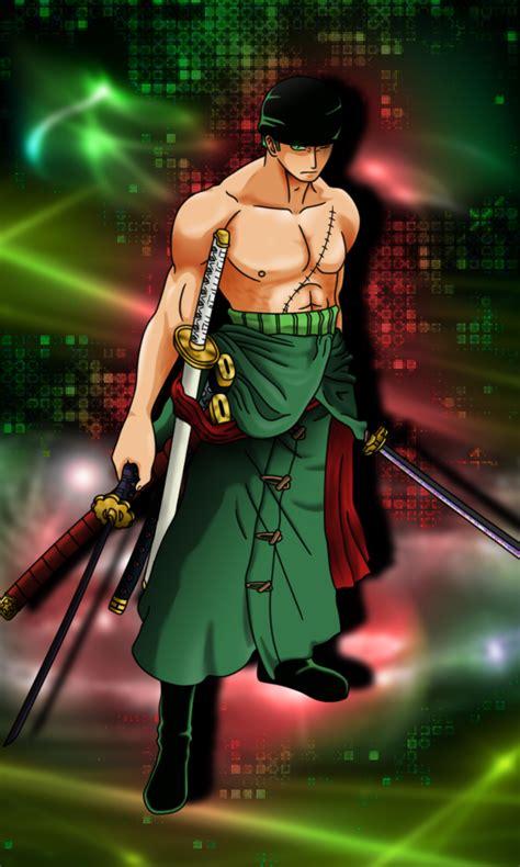 Kaos One New World Roronoa Zoro zoro the pirate by hayabusasnake on deviantart
