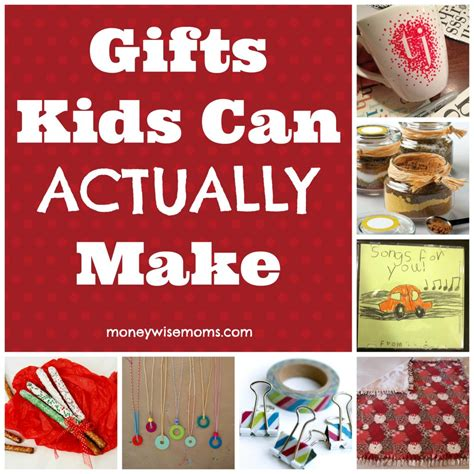 Handmade Gifts Can Make - birthday gifts for that can make www
