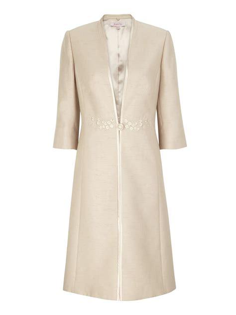 Dress Coats jacques vert sandstone dress coat in beige lyst