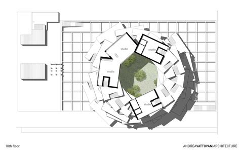 research center floor plan back2rots research center competition entry andrea