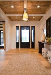 Entryway Ceiling Ideas Stylish Family Home With Transitional Interiors Home