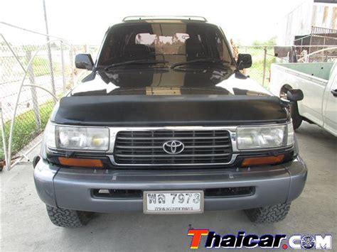 L Toyota Landcruiser Vx80 1997 2000 toyota land cruiser โฉมป 95 04 ม อสอง thaicar