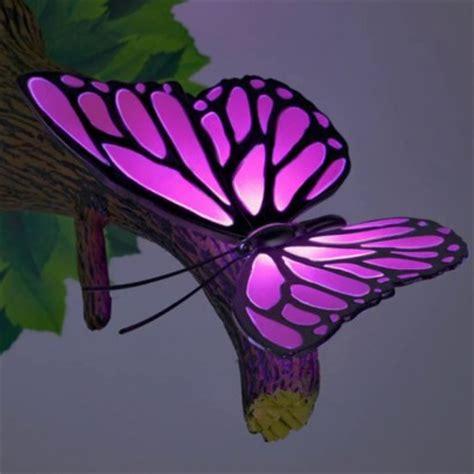 3d Fx Butterfly Deco Wall Light Pink Butterfly Lights