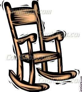 Animated Rocking Chair by Rocking Chairs Vector Clip