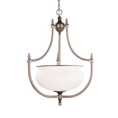 Antique Pewter Chandelier Tuscan Gold And Antique Pewter Chandelier Pendant Ebay
