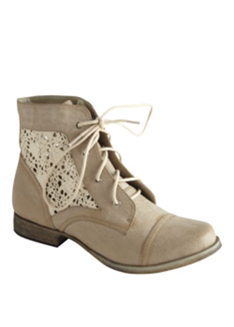 shoes shoe of the day crochet panel boot by matalan