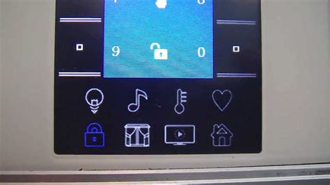 cdp color dynamic touch panel by smart g4 home