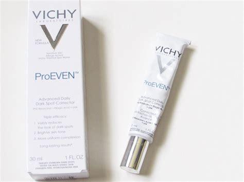 vichy proeven advanced daily dark spot corrector review of vichy proeven advanced daily dark spot corrector