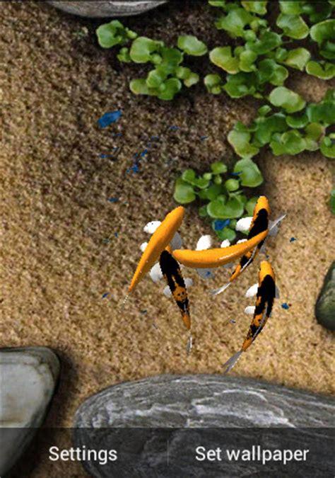 wallpaper animasi android ikan download live wallpaper ikan gallery