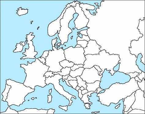 europe map with country names world map without country names vbq1c lovely blank map