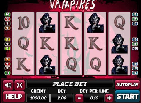 vampires freeslot  click  play