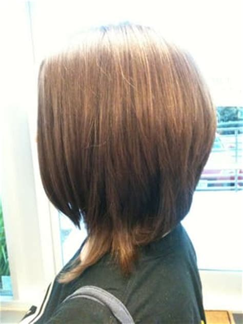 what is a weight line in hair longer a line with short layers to long a lot of weight