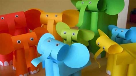 Paper Crafts For Toddlers - etikaprojects do it yourself project