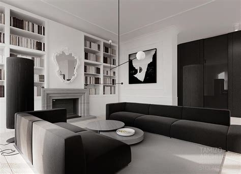 monochrome interior design monochrome living room decor interior design ideas