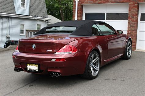 2010 bmw m6 for sale 2007 bmw m6 convertible for sale