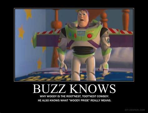 Woody And Buzz Meme - buzz knows by anachromaniac on deviantart