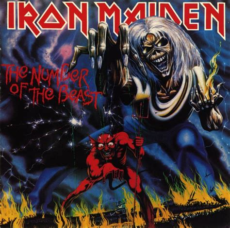 Of The Maiden the number of the beast song by iron maiden horrorpedia