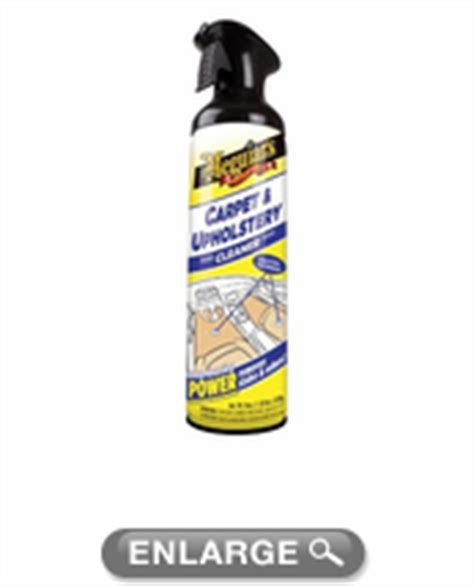 meguiars carpet upholstery cleaner meguiars carpet upholstery cleaner 19oz xxxg9719
