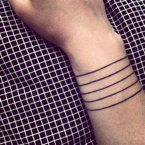 tattoo wrist line simple line s lines tattoo tattoomagz
