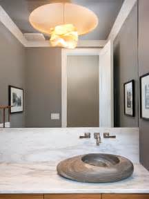 Contemporary Powder Room Organic Modern Powder Room Design Ideas Pictures Remodel