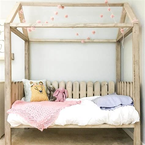 Handmade Toddler Bed - 11 great diy bed frame plans and ideas the family handyman